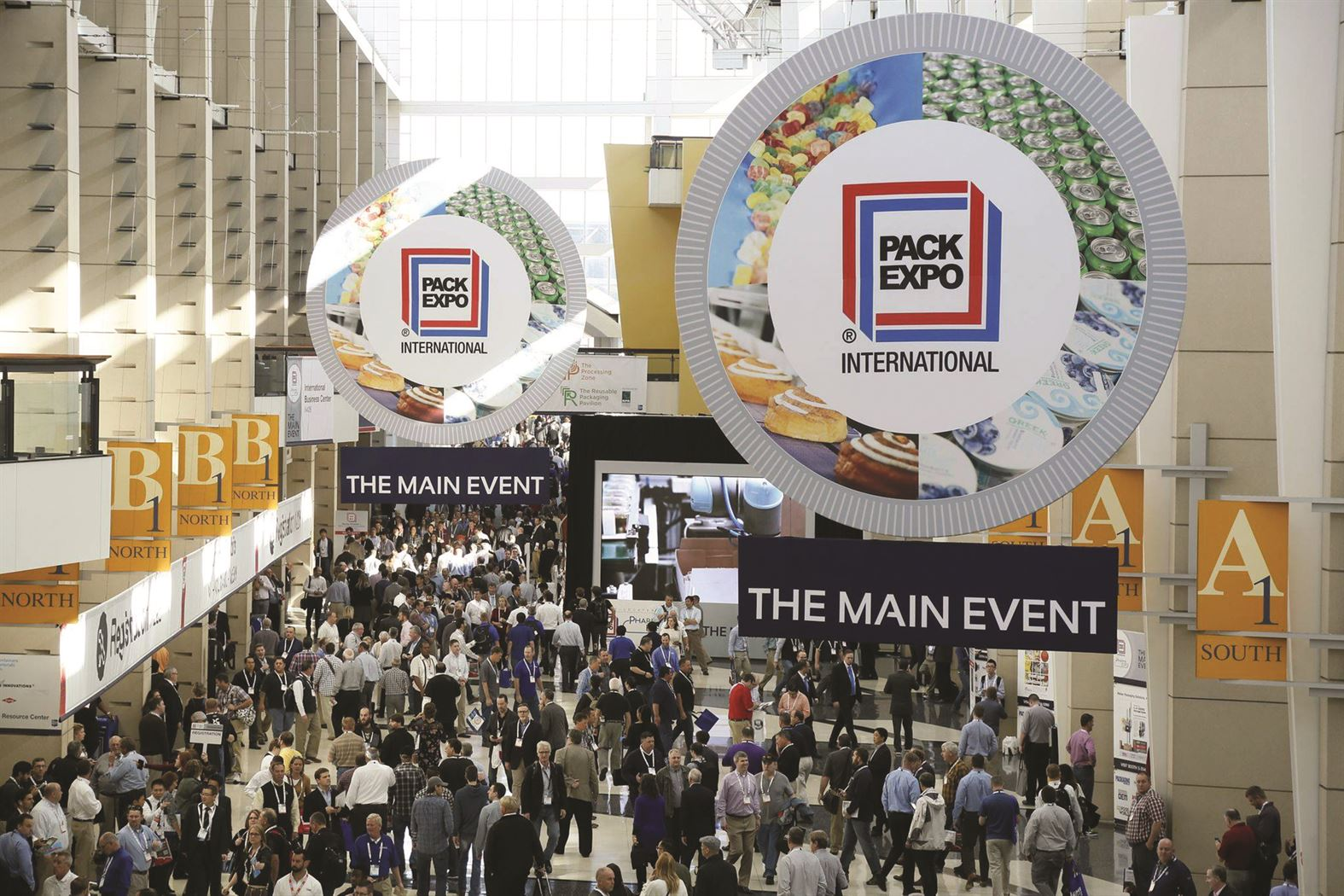 Pro Expo Communication Stands Events : Convention data services connecting people driving events